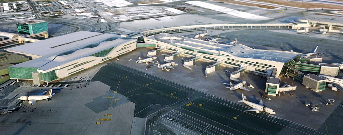- Fiumicino Airport – Rome
