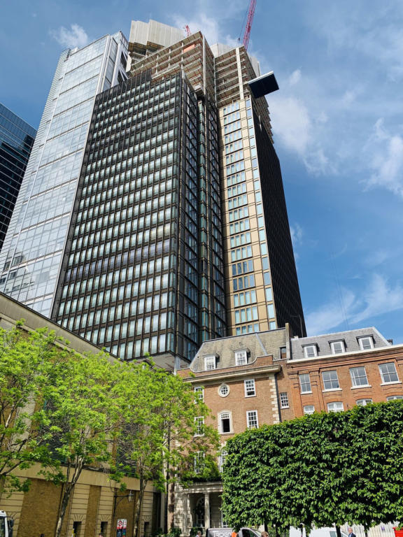 One Bishopsgate Plaza – London