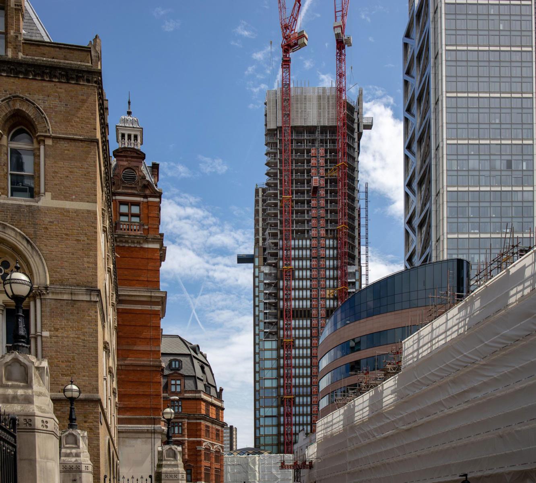 - One Bishopsgate Plaza – London