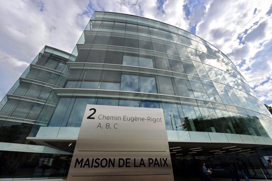 - Maison De La Paix – Geneva
